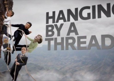 """""""Hanging By A Thread"""""""