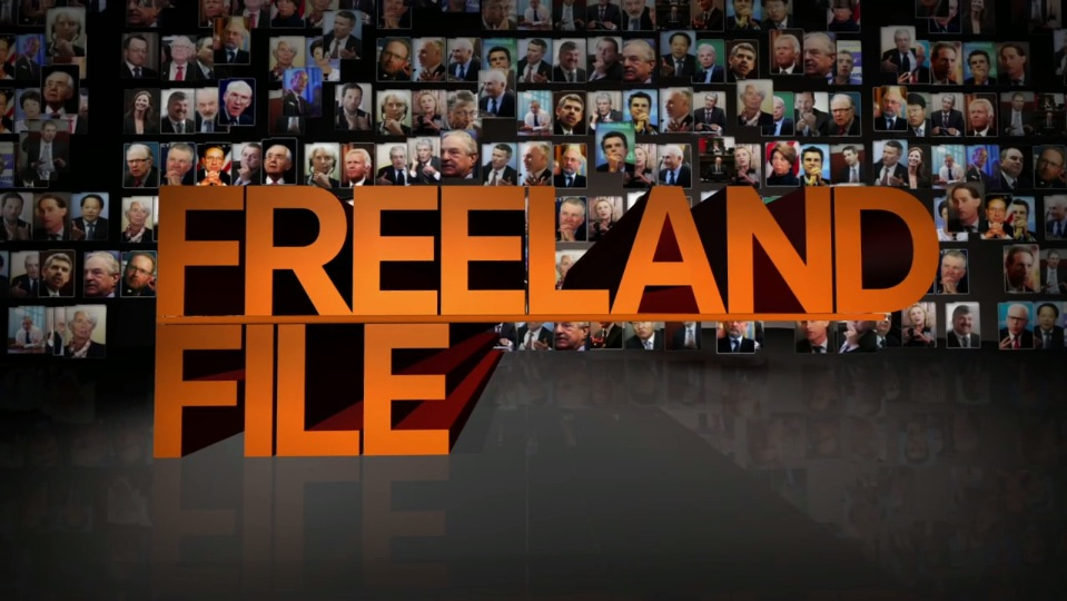 """Freeland File"" Show Open Template"