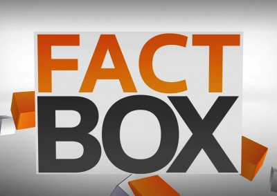 "Reuters ""Fact Box"" Real-Time GFX Templates"