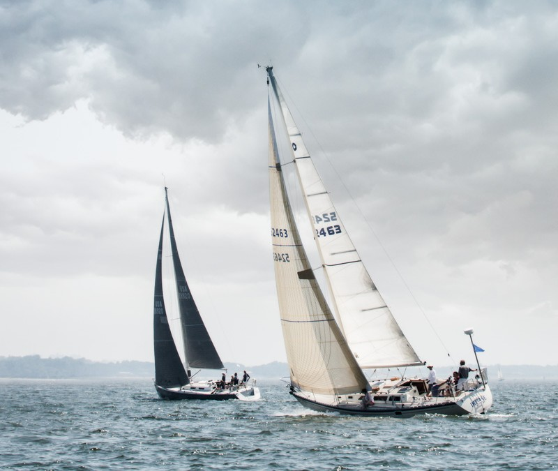 Larchmont Yacht Club RACE Week